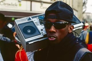 Ghetto-blaster | Boombox