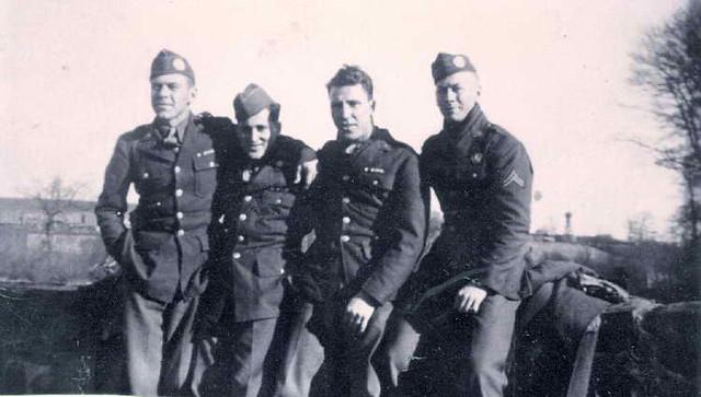 "Ireland, ""Taken PIR, One 1944  508th Cromore | Northern"
