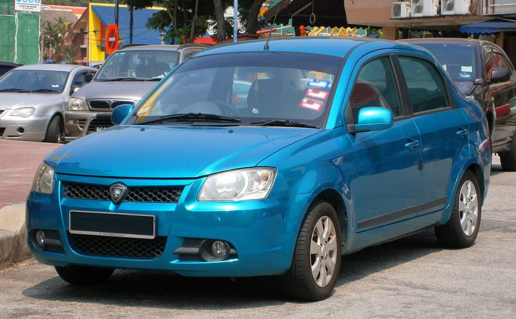 2008 Proton Saga M-Line