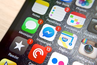 Facebook Messenger app | by Janitors