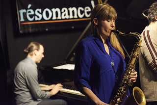 Annie Dominique Quintet Live at Resonance 2014 | by annie_dominique