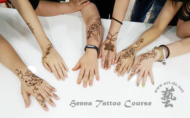 Henna Tattoo 印度彩繪