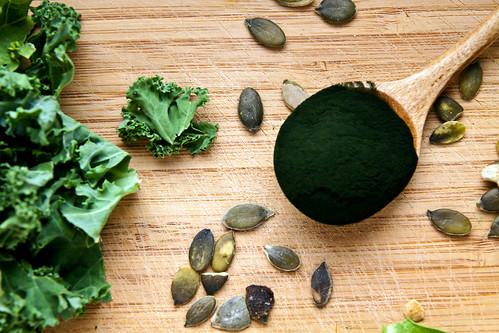 green fresh organic vegetables | by Vegan Photo