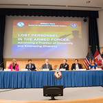 Mi, 06/22/2016 - 13:56 - On Wednesday, June 22, 2016, the William J. Perry Center for Hemispheric Defense Studies hosted 'LGBT Personnel in the Armed Forces: Advancing a Position of Inclusivity and Embracing Diversity.' Panelists included  Ms. Amanda Simpson, Deputy Assistant Secretary of Defense for Operational Policy; Major General Patricia Rose, USAF; Brigadier General (P) Randy Taylor, USA; Dr. Alan Okros, OMM, CD; Mauricio Orrego Saavedra, Chief of Staff, Office of the Under Secretary of the Armed Forces, Chile; Ms. Kristin Beck, Senior Chief Petty Officer (Ret.), US Navy Seal; and Ms. Jennifer Dane, Diversity & Inclustion Policy Analyst at American Military Partner Association.