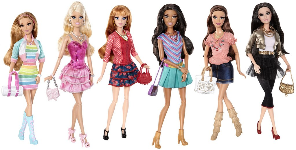 Outstanding Barbie Life In The Dreamhouse Girls Here Is The Cast Of B Home Interior And Landscaping Fragforummapetitesourisinfo