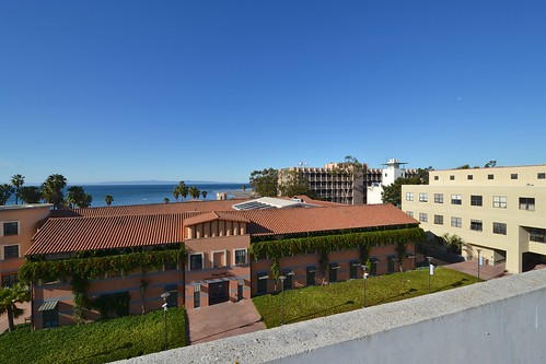 UCSB Campus, viewed from Parking Lot 10 | by beltz6