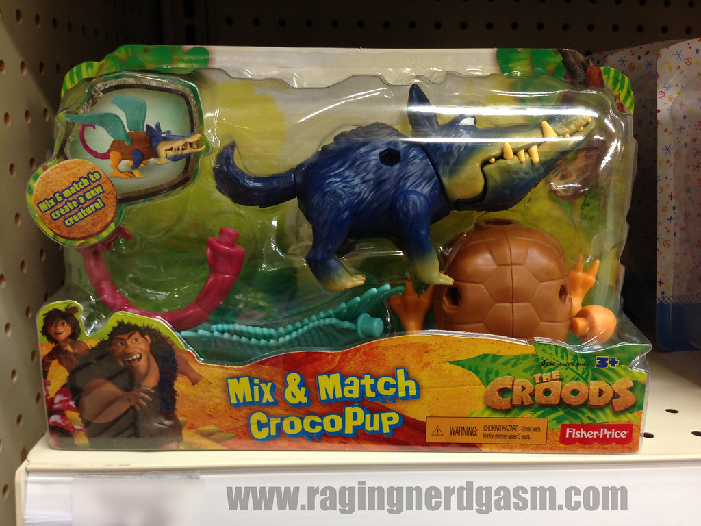 0bdc9e6b2 ... Fisher Price Dreamworks The Croods Toys (8)
