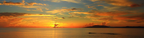 ireland light sunset sea sky irish water beautiful clouds canon eos gold bay coast sigma calm 1020mm 1020 sligo mullaghmore 600d 2013 irishlight canoneos600d