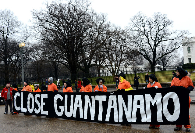 2014 DC Rally To Close Guantanamo 2