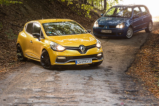 Clio RS & Clio RS | by excessmind