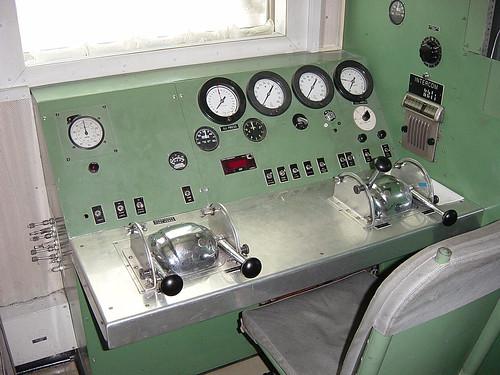 SJSU Aviation, test cell controls