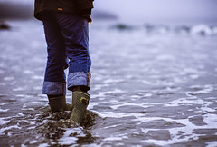 Boots & Waves by rosshj