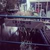 zo loop je in twee dagen over twee verschillende Erasmusbruggen #rotterdam #gouda