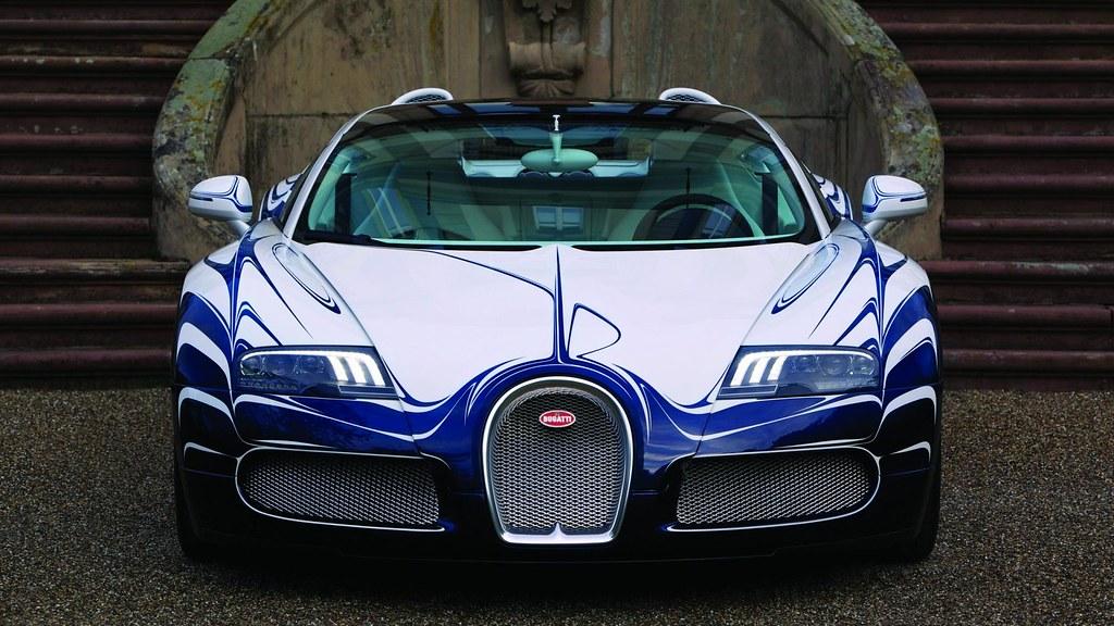 Bugatti Veyron Super Sports Cars 1080p Hd Wallpaper Car