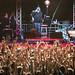 Concert by Silvio Rodríguez, Aute, Ismael Serrano and Luis Pastor, in the working class district of Vallecas / Concierto gratuito y solidario de Silvio Rodríguez, Aute, Ismael Serrano y Luis Pastor, en el barrio obrero de Vallecas