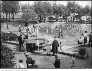 Sunnyside, wading pool