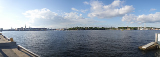 Panoramic view of Stockholm | by roelfina
