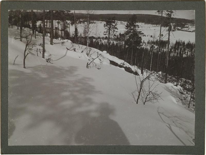 View from Kirppuvuori, Suolahti to northeast
