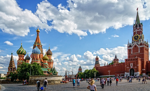 Red Square | by Tigra K