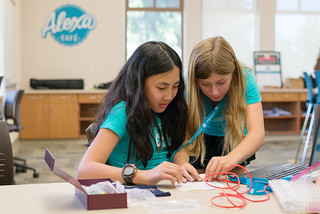 SparkFun visits iD Tech on the Stanford University campus | by SparkFunElectronics