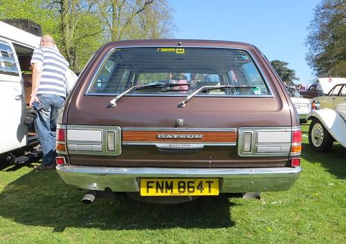 1979 Datsun 280C Estate (330) | by Spottedlaurel