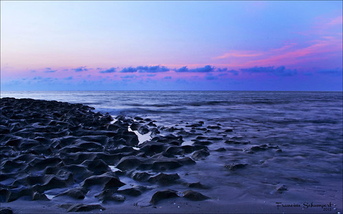ocean seascape beach water clouds sunrise landscape rocks nikond5100 coralreefparkbeach