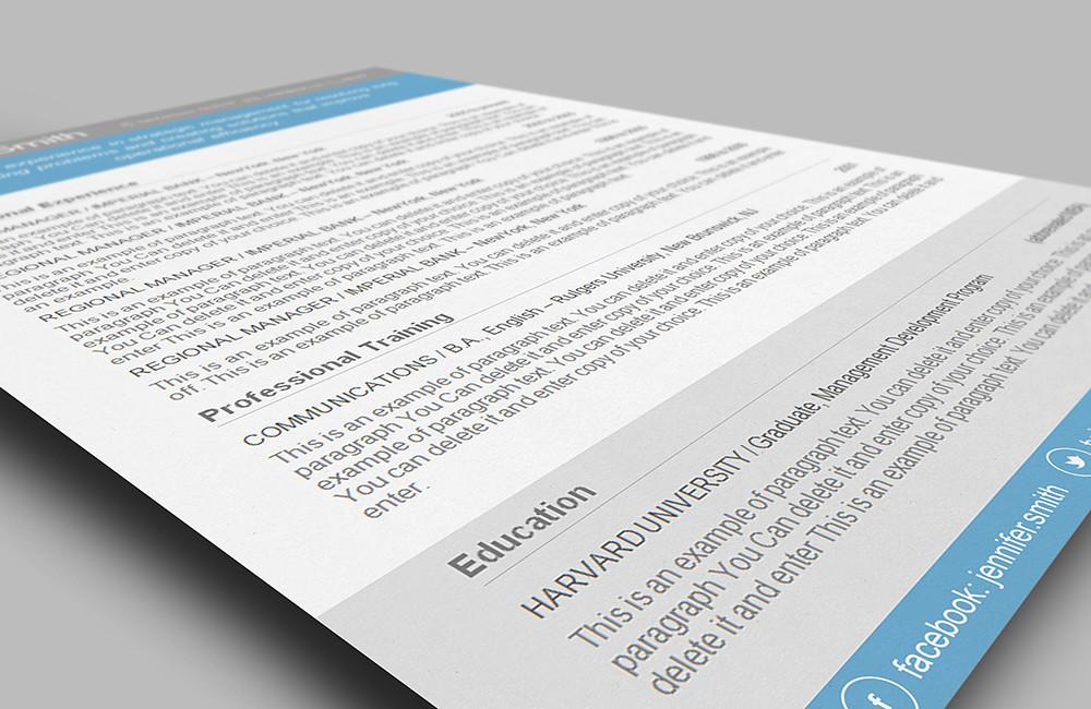 Resume Template Resumeway Premium Line Of Resume Cover Flickr