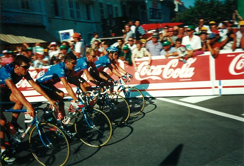 Motorola Team - Stage 16 1995 Tour de France | by adambowie