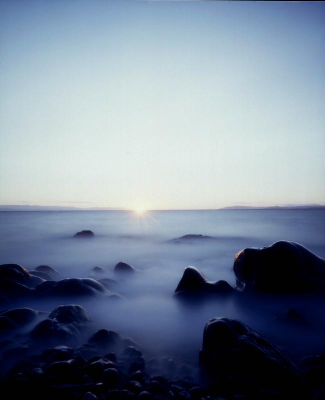 1st sunrise of the millenium