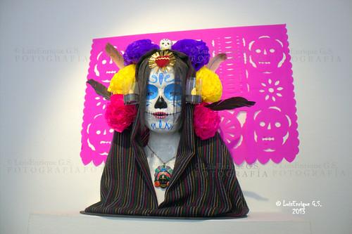 Día de Muertos 2013 - Galería del Palacio Municipal - Puebla - México