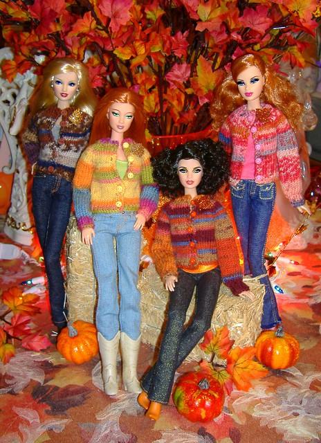 Autumn sweaters #1