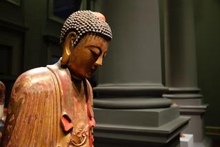 Seated Buddha (China) | by Jnzl's Photos