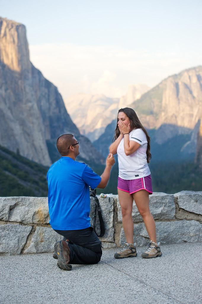 Yosemite Valley Proposal