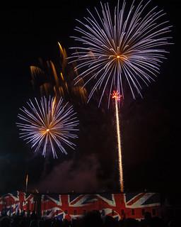 Fireworks - Music & Fire