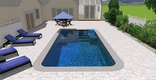 Hampton 15x29 Pool Studio With Many Options Available To