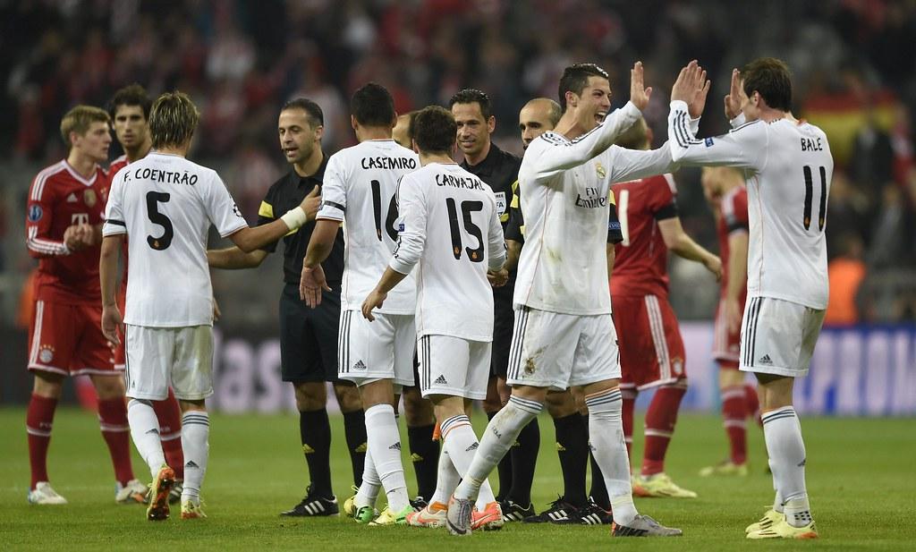 Fc Bayern Real Madrid übertragung