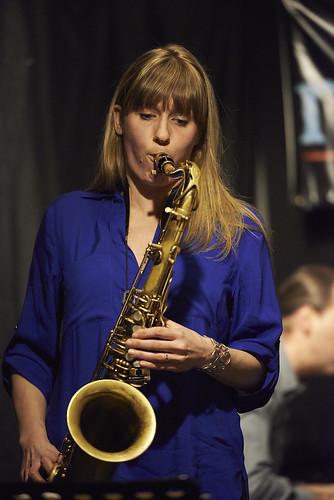 Annie Dominique Quintet Live at Resonance 2014 | by annie_dominique