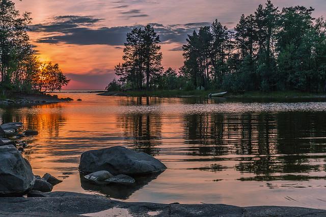 Valaam, Ladoga lake