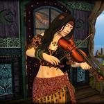 Gypsy Springs Island: Evening Serenade