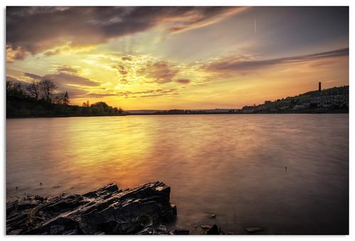 sunset sky bradford yorkshire ngc reservoir 2016 leeming d600 nikkor1635mmf4 nikonfxshowcase