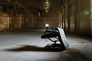 Lonely chair   by ZensLens