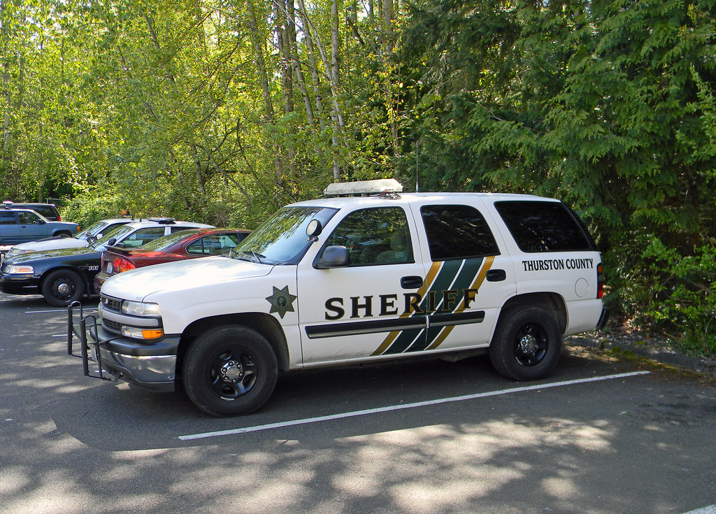 Thurston County Sheriff, Washington (AJM NWPD) | Thurston Co