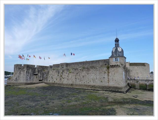 Concarneau, la ville close