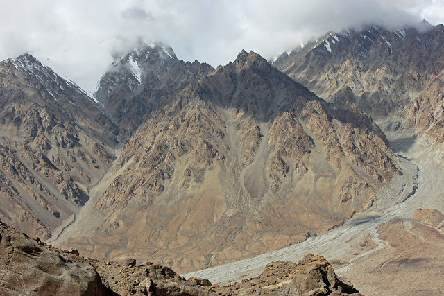 71. Views, River Junction Camp To Sughet Jangal, Xinjiang