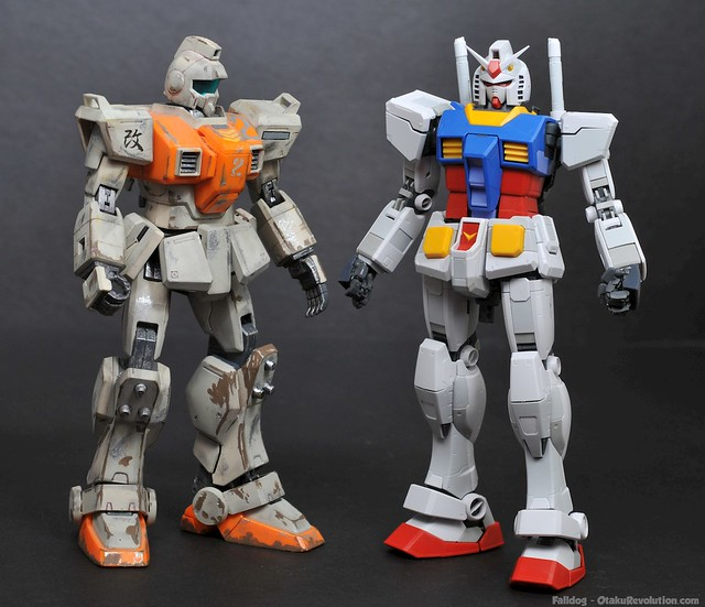 MG RX-78-2 Gundam Ver 3 38