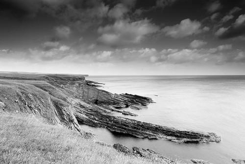 summer sky cloud seascape castle sunshine coast scotland scottish cliffs shore 1735mmf28d seacliffs caithness 1735mm leefilters nikond700 nikon1735mmf28 nikon1735mmzoom bucholie