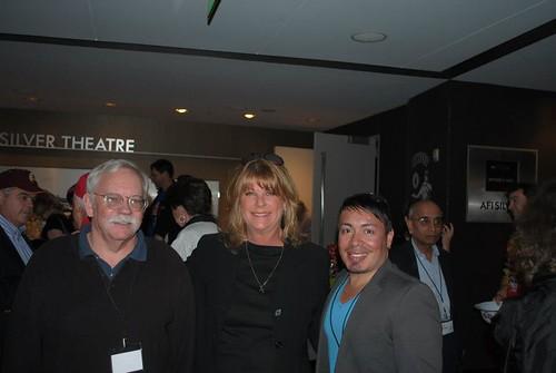 John, Jennifer, and Evart. AFI Event | by Shepherd's Table 2013