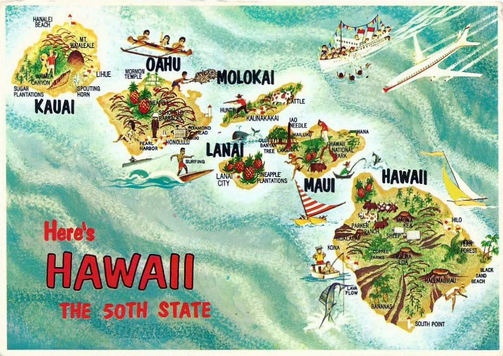 Hawaii | Hawaii is the most recent of the 50 U.S. states, an ...