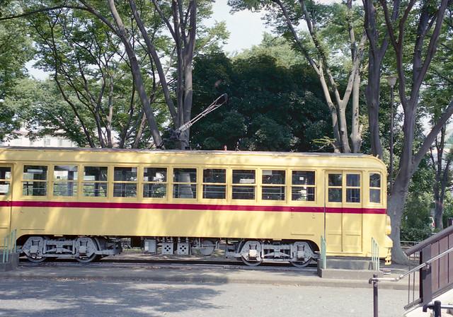 府中郷土の森公園 電車 Fuchu-si, Tokyo