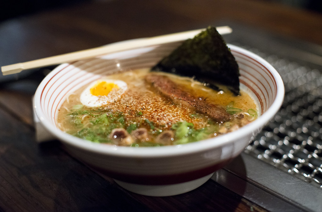 Top Takashi - Late Night Special Beef Ramen